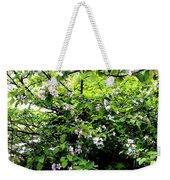 Apple Blossom Digital Painting Weekender Tote Bag