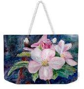 Apple Blossom - Painting Weekender Tote Bag