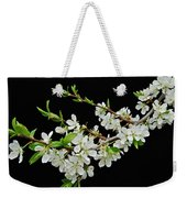 Apple Blossoms 2 Weekender Tote Bag