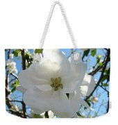 Apple Blossoms Art Prints Canvas Spring Tree Blossom Baslee Troutman Weekender Tote Bag