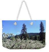 Apple Orchard In Bloom Weekender Tote Bag