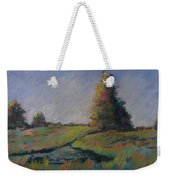 Apple Pond Weekender Tote Bag
