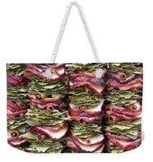 Garlands Of Apple Spice Potpourri Weekender Tote Bag