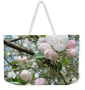 Apple Tree Blossoms Art Prints Apple Blossom Buds Baslee Troutman Weekender Tote Bag