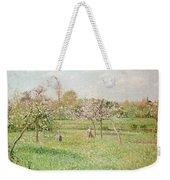 Apple Trees At Gragny Weekender Tote Bag