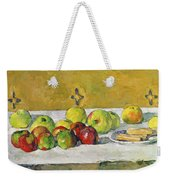 Apples And Biscuits Weekender Tote Bag