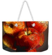 Apples And Mirrors Weekender Tote Bag