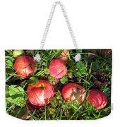 Apples From My Garden Weekender Tote Bag