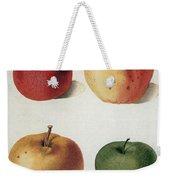 Apples Weekender Tote Bag