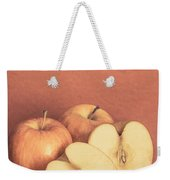 Apples In Autumn Weekender Tote Bag