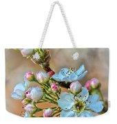 Apples In The Spring Weekender Tote Bag