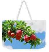 Apples On A Branch Weekender Tote Bag