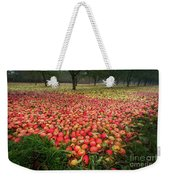 Apples Weekender Tote Bag