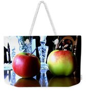 Apples Still Life Weekender Tote Bag
