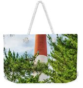 Approach To Barnegat Light Weekender Tote Bag