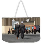 Approaching A Youth Gathering Weekender Tote Bag