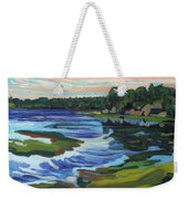 Approaching Low Weekender Tote Bag
