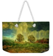 Approaching Storm At Antietam Weekender Tote Bag