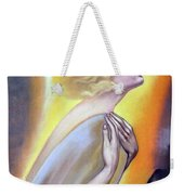 Approaching The Light Weekender Tote Bag