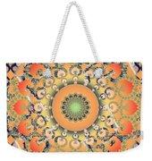 Apricot Shoe Dance Weekender Tote Bag