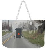 April Afternoon Buggy Ride Weekender Tote Bag