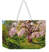 April Dream Weekender Tote Bag