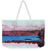 April Sunrise Singleton Weekender Tote Bag