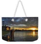 April Sunsets Weekender Tote Bag