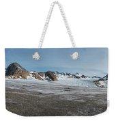 Apusiaquik Glacier Greenalnd Pano 7334-7351 Weekender Tote Bag