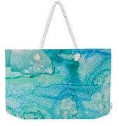 Aqua Dream Weekender Tote Bag
