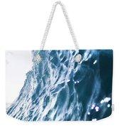 Aqua Ramp - Triptych Part 3 Of 3. Weekender Tote Bag