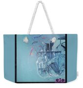 Aqua Resort Weekender Tote Bag