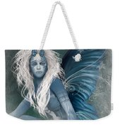 Aqua The Forest Fairy2 Weekender Tote Bag