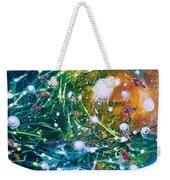 Aquarium Galaxy Weekender Tote Bag