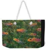 Aquarium Weekender Tote Bag by James W Johnson