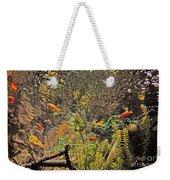 Aquarium Reflections Weekender Tote Bag