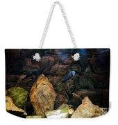 Aquarium Stones Arrangement Weekender Tote Bag