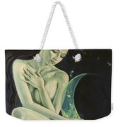 Aquarius From  Zodiac Signs Series Weekender Tote Bag