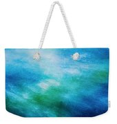 Aquatic Healing Overture  Weekender Tote Bag