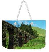 Aqueduct Weekender Tote Bag