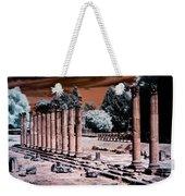 Aquileia, Roman Forum Weekender Tote Bag by Helga Novelli