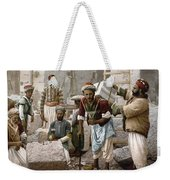 Arab Stonemasons, C1900 - To License For Professional Use Visit Granger.com Weekender Tote Bag