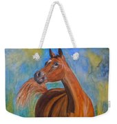 Arabian Beauty Weekender Tote Bag