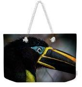 Aracari Weekender Tote Bag