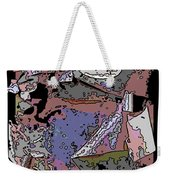 Arbor Abstract 2 Weekender Tote Bag