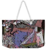 Arbor Abstract 3 Weekender Tote Bag