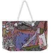 Arbor Abstract Weekender Tote Bag