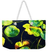 Arboretum Morning Weekender Tote Bag