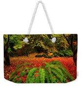 Arboretum Primary Colors Weekender Tote Bag