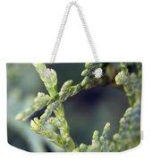Arborvitae Weekender Tote Bag